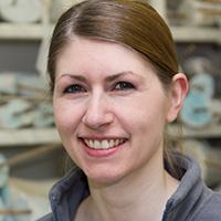 Christina - Orthopädietechnikermeisterin