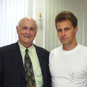 Jacques Chêneau und Burkhard Püttmann