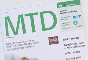 Fachzeitschrift MTDialog